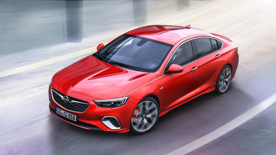 L'Opel Insignia s'offre un moteur de 260 ch