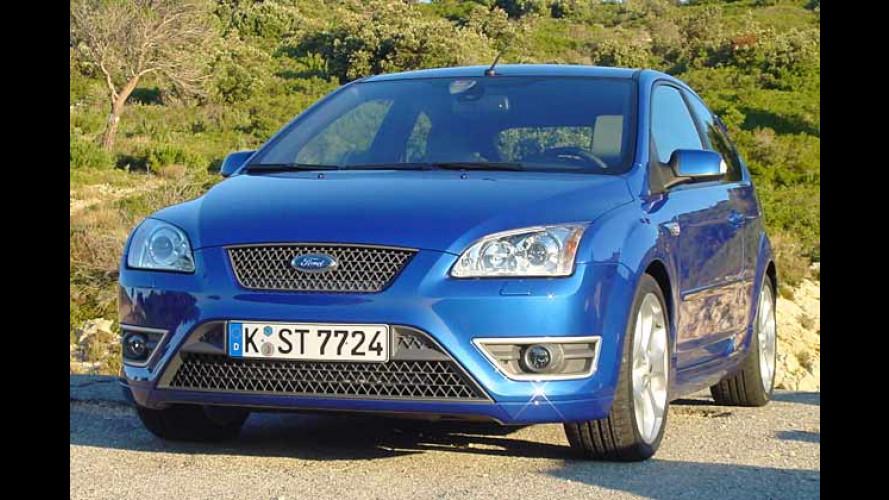 Ford Focus ST mit 225 PS: Hut ab vor diesen fünf Zylindern