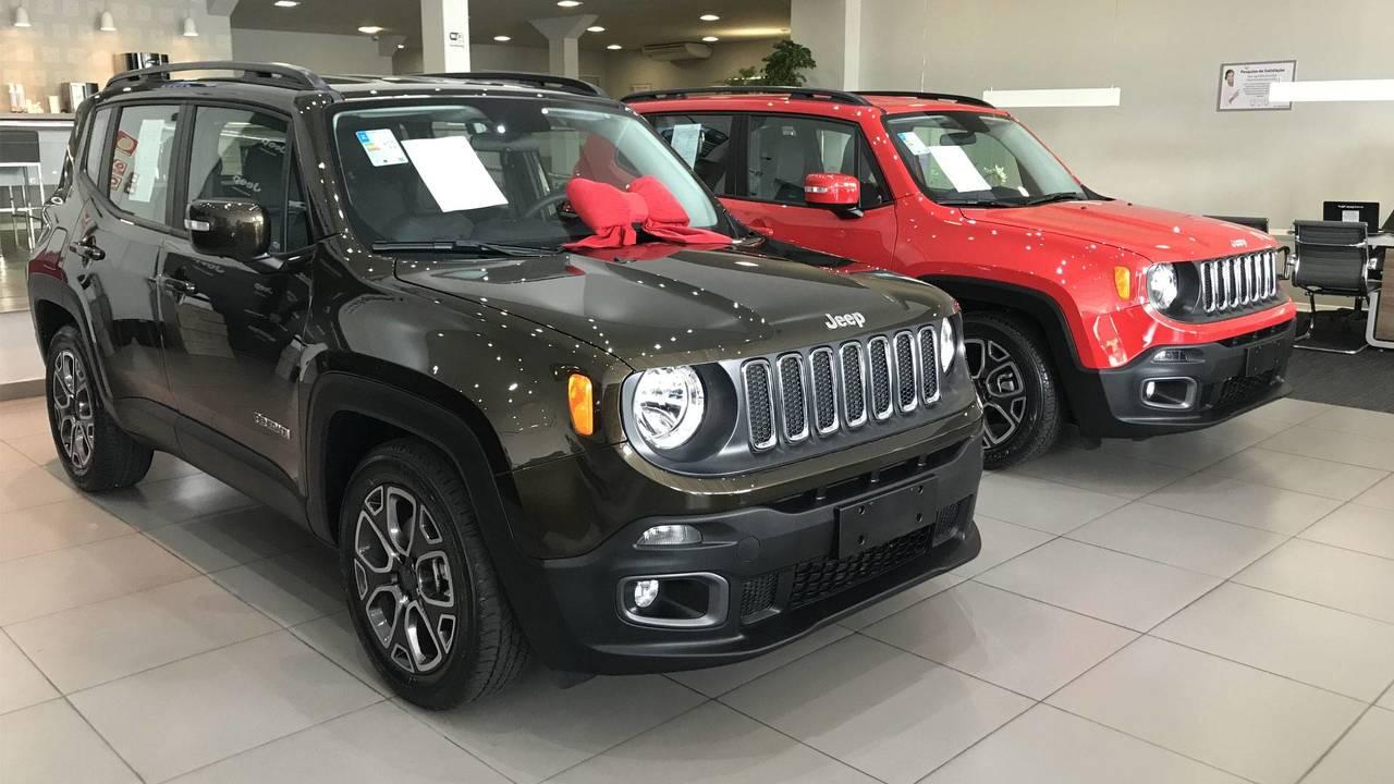 Jeep Renegade 2018 - Concessionária