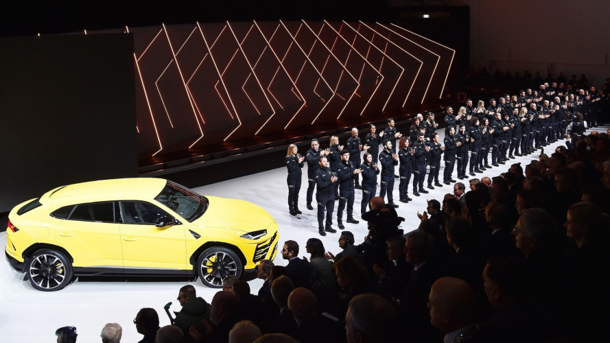 Lamborghini, il posto di lavoro che tutti vorrebbero