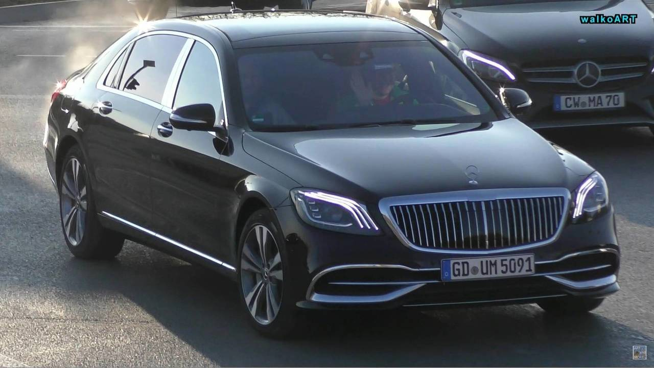 Mercedes-Maybach S-Serisi
