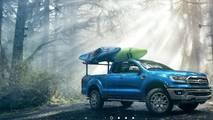 Ford Ranger Hidden Images