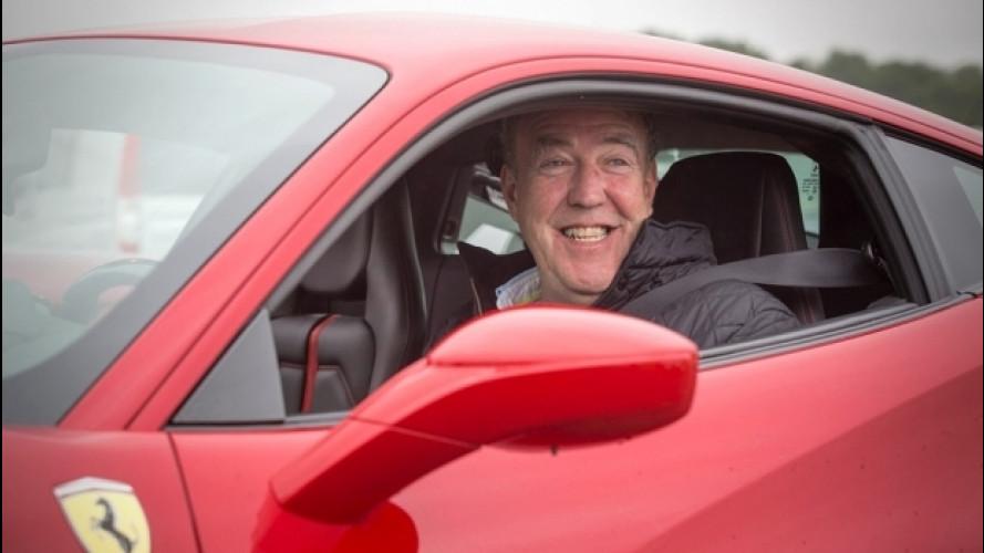 Jeremy Clarkson, tre italiane nella sua Top10