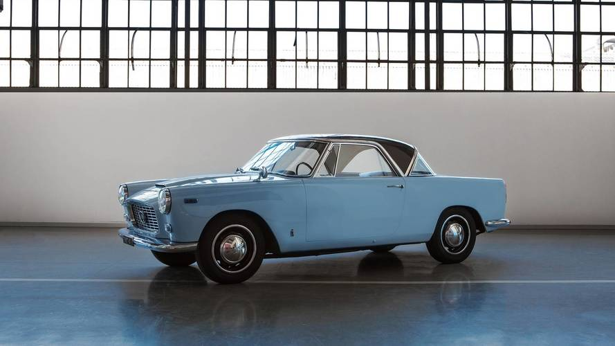 FCA Launches Factory Restoration Program For Classic Alfas, Fiats