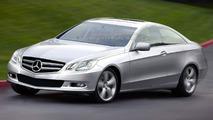 2009 Mercedes-Benz CLK Gets Swedish Slip