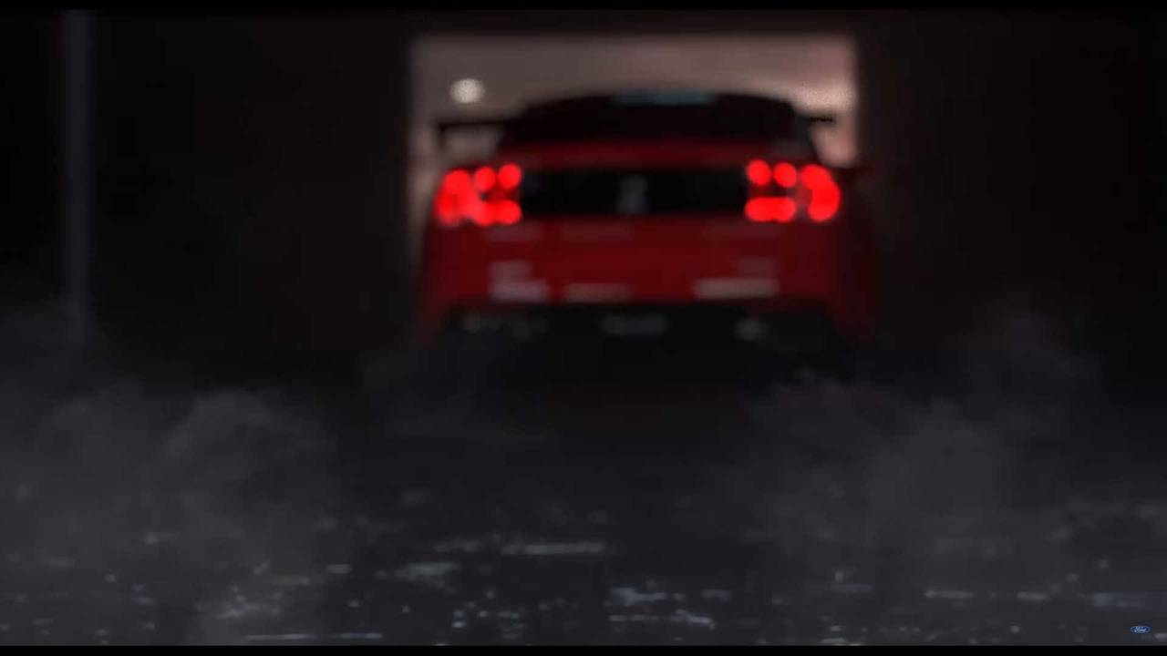 Ford Unveils New Mustang GT500 For 2019 And It's The Fastest Ever!