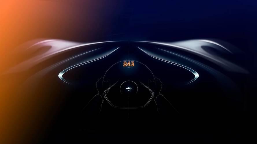 McLaren BP23 - La plus rapide de toutes les McLaren ?