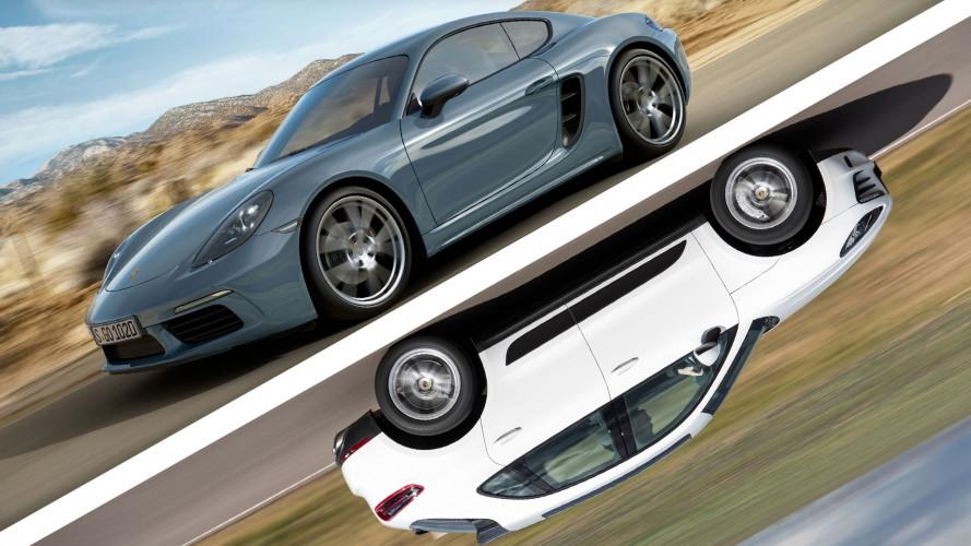 Flex Drive, 2 Porsche al prezzo di una e mezza