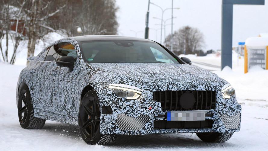 Erwischt: Mercedes-AMG GT4 S
