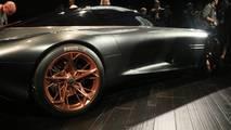 Genesis Essentia concept at the 2018 New York Auto Show