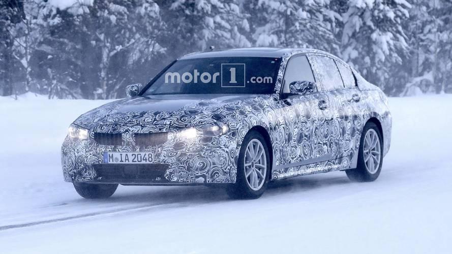 5 Serisi'ni andıran 2019 BMW 3 Serisi görüntülendi