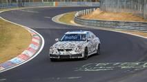 2020 BMW M3 spied at the Nurburgring