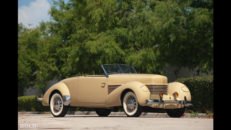 Cord 812 Sportsman Convertible Coupe