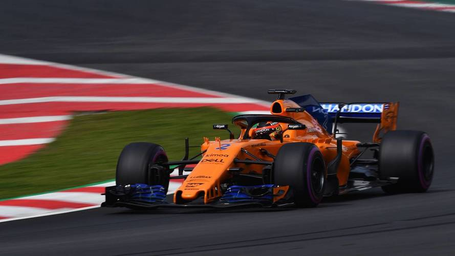 McLaren hará debutar el verdadero coche de 2018 en el GP de España