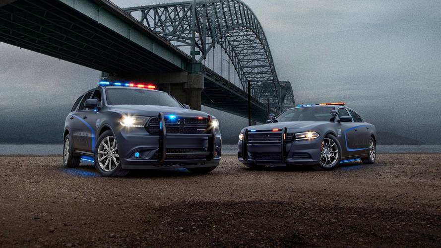 Dodge Durango Pursuit gets better brakes for police duty