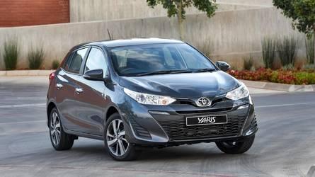 Toyota começa a mostrar o novo Yaris 2019 no Brasil