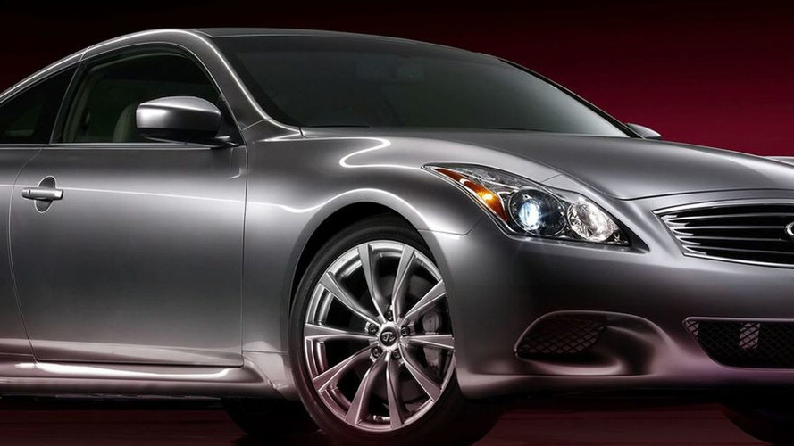 Infiniti G37 Photos Break Cover Ahead of Embargo