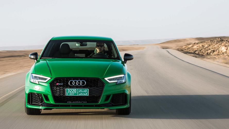 Audi confirma RS3 Sedan no Brasil para dezembro