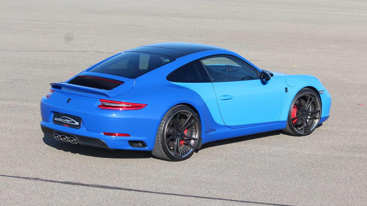 SpeedArt Porsche 911 Carrera S