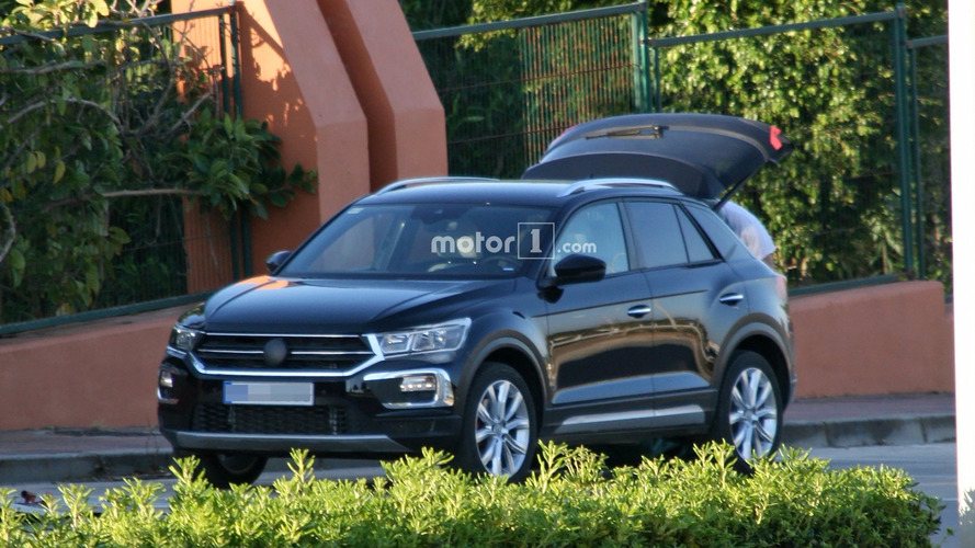 VW T-Roc R Already Being Considered With Golf R Engine