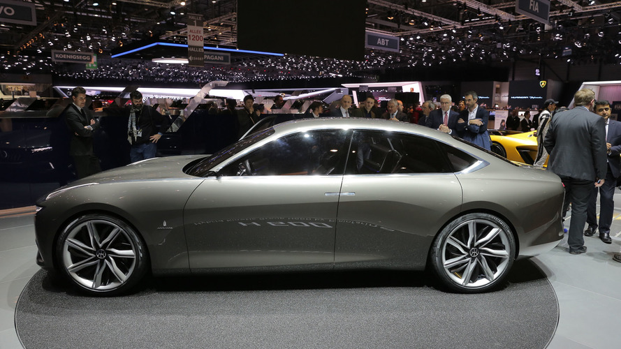 Pininfarina H600 EV to enter production by 2020