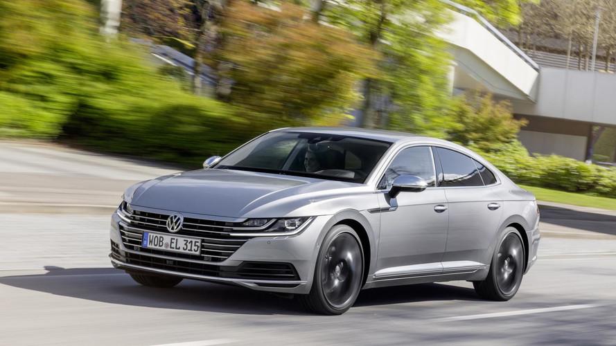 Volkswagen Arteon'a yeni versiyonlar gelecek mi?