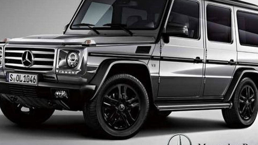 Mercedes-Benz G-Class 35 Edition introduced