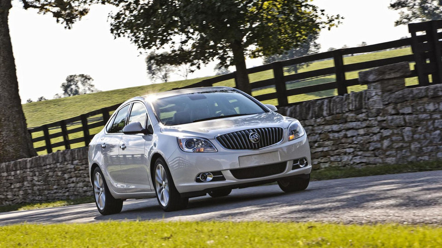 Confirmed: Buick to end Verano production in U.S. this October