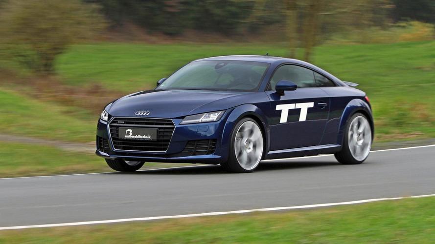 Audi TT tuned by B&B to 360 HP