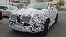 Mercedes-Benz MLC spy photo