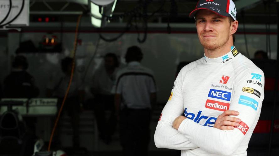 Patient Hulkenberg still waiting for winning car