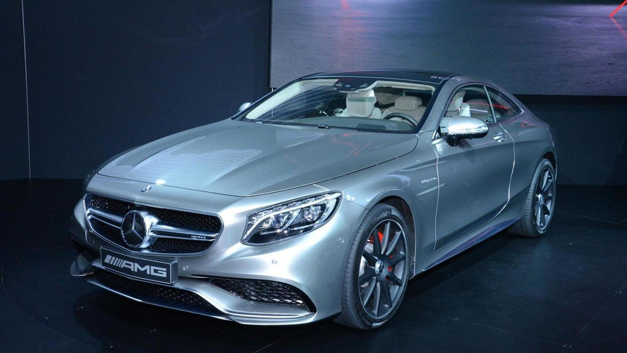 AMG S63 Coupe