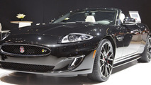 Jaguar XKR Final Fifty Edition live in New York