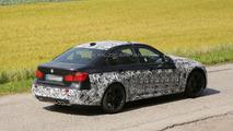 2014 BMW M3 spy photo