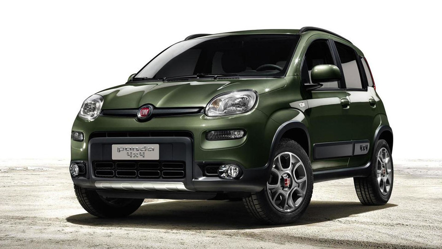 Fiat Panda XL crossover in the works - report