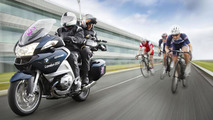 BMW R1200 RT Motorcycle for 2012 Olympic and Paralympic Games 26.4.2012