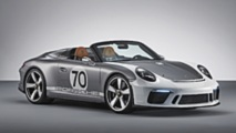 Concept Porsche 911 Speedster