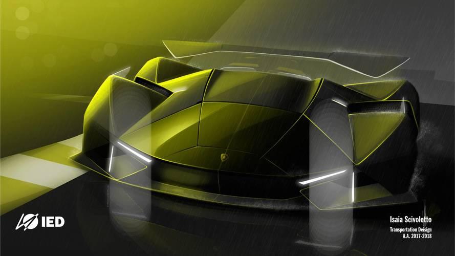 IED Torino e Automobili Lamborghini