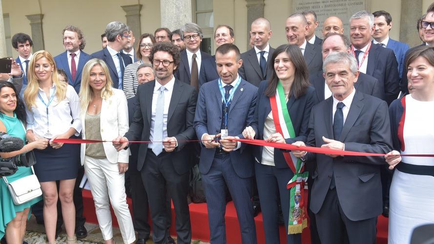 Parco Valentino 2018, il Ministro Toninelli