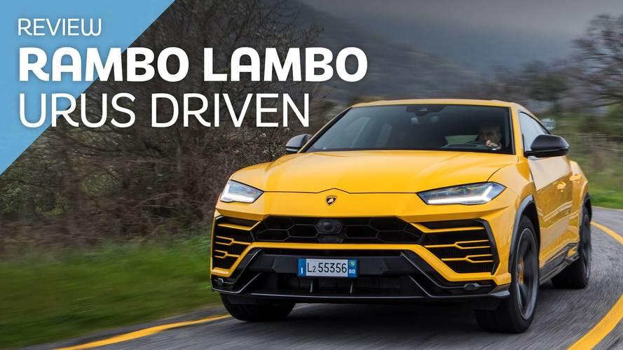 2018 Lamborghini Urus first drive: Raging bull meets SUV