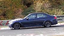 BMW M3 CS casus fotoğrafları Nürburgring