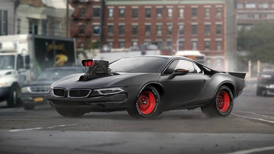 You'll love or hate these crazy car mashups