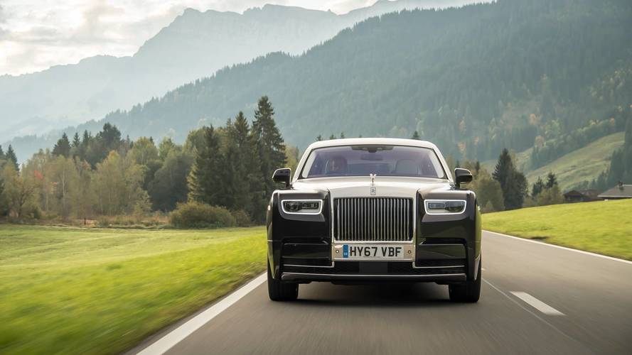 2018 Rolls-Royce Phantom EWB first drive