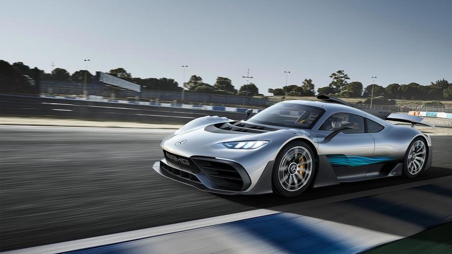 Mercedes-AMG - Une hypercar 100% électrique pour bientôt ?