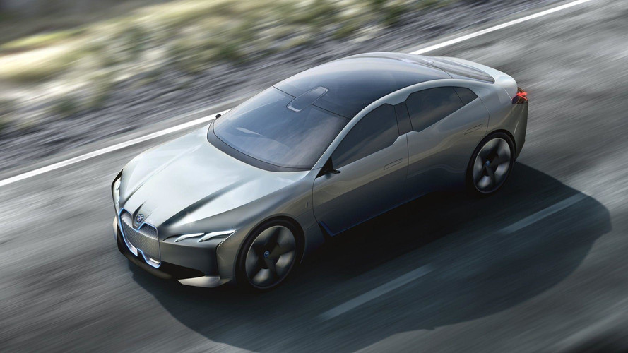 Oficial: BMW confirma al i Vision Dynamics como el próximo i4