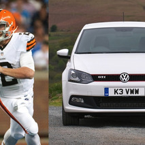 8 NFL Stars With Automotive Counterparts