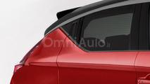 Nissan Juke 2017  rendu
