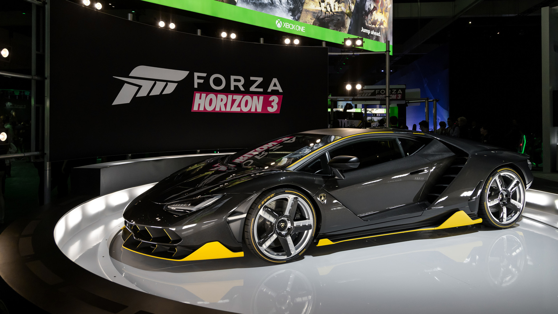 Lamborghini Centenario Debuts In The U S We Drive It In
