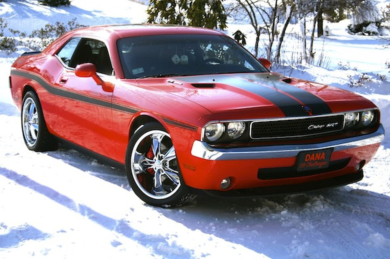 Your Ride: Dodge Challenger SRT8
