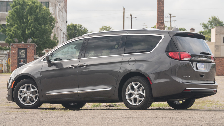 2017 Chrysler Pacifica: First Drive